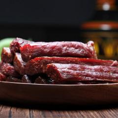 思奇香牛肉干116g/82g 手撕风干牛肉干正宗四川特产肉类麻辣零食小吃