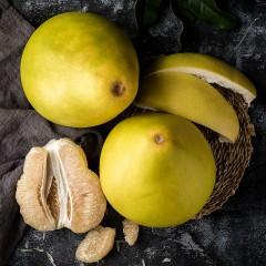 白心 琯溪蜜柚10斤 2个大果装 包邮