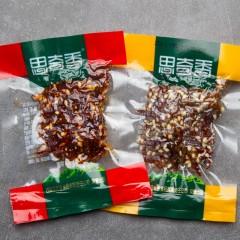思奇香 灯影牛肉丝300g袋装五香味麻辣味四川名小吃麻辣牛肉