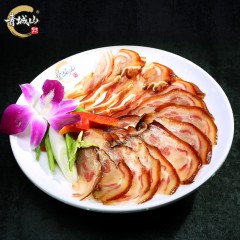 青城山腊猪耳朵280g四川特产农家风味烟熏耳尖零食小吃腊肉