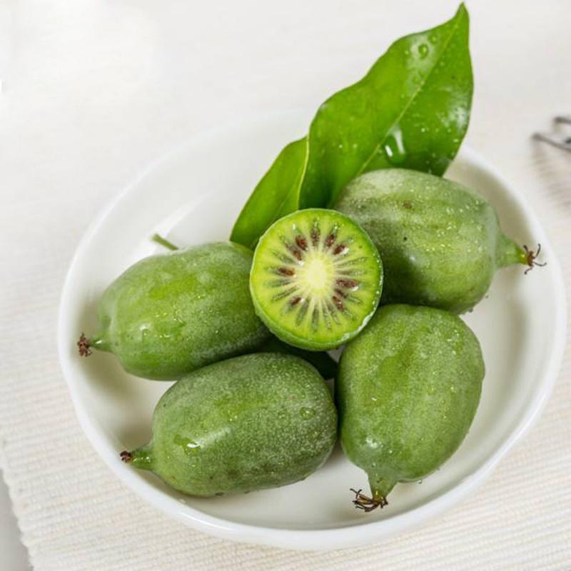 槑莓奇异莓 小猕猴桃 软枣子 500g