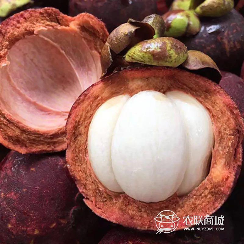 泰国进口山竹 新鲜水果3斤装 包邮