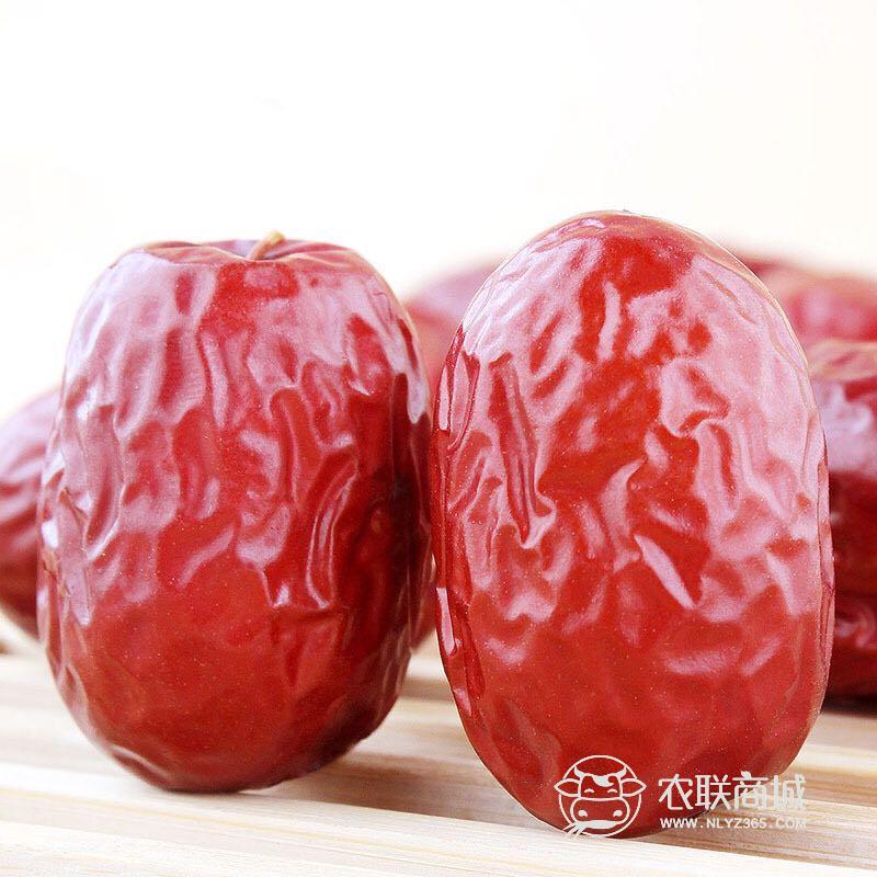 新疆灰枣500g*3袋 2厘米果园直销 新疆直发