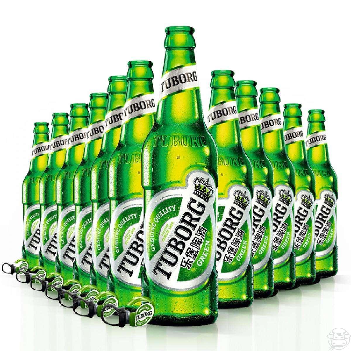 乐堡啤酒500ML*4瓶